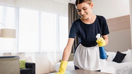 Services de nettoyage des maisons d'hôtes et des appartements AirBnb